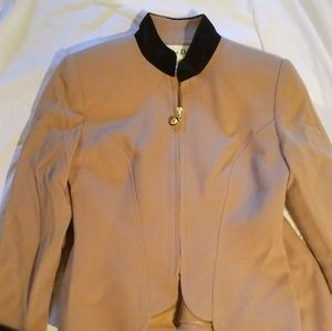 Amazing Christian Dior Wool Suit Sz 2 or 4p